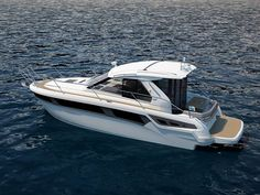Bavaria Sport 360 - Dynamic, Spacious and Luxurious