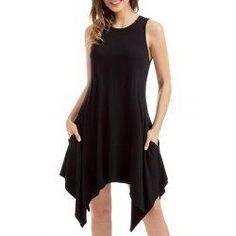 trendsgal.com - Trendsgal Asymmetrical Dress - AdoreWe.com