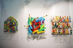 David Gerstein -  AffordableArtFair- Bruxelles 2014