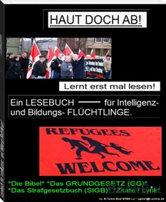Bookrix: Burkhard Tomm-Bub, M.A.: Lesebuch für Intelligenz- und Bildungsflüchtlinge!