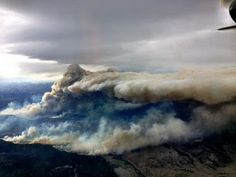 Colorado National Guard Joins Fight Against West Fork Complex Fire