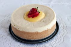 Meyer Lemon Cheesecake in the Pressure Cooker | Pressure Cooking Today