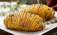 - Aprenda a preparar essa maravilhosa receita de Batata fatiada ao forno incrivelmente gostosa