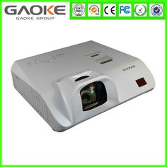 china factory lowest price mini led projector led 3000 lumens/mini short throw 3d home cinema projector