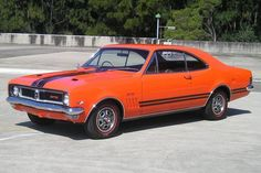 Holden's first attempt at a sport coupe, the Monaro, proved so popular in its original HK guise there was no question it would continue on with the fa. Australian Muscle Cars, Aussie Muscle Cars, Holden Australia, Holden Monaro, Acura Nsx, Nissan Gt, Sweet Cars, Twin Turbo, Hot Cars