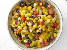Corn Salsa recipe from Trisha Yearwood via Food Network