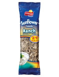 FRITO-LAY® Ranch Flavored Sunflower Seeds