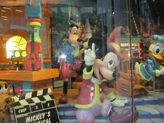 The Disney Store - Met some of my best-est friends ever working here!