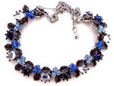 faboulous blue necklace