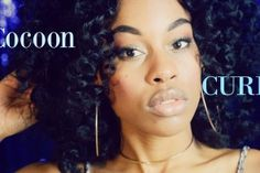 How to Achieve Cocoon Curls on Natural Hair