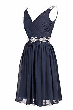 short bridesmaid dress, navy bridesmaid dress