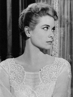 Grace Kelly, The Swan, 1956