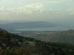Tiberius Lake, Umm Qays