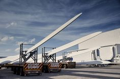 GE, Labs Join Project for 3D-Printed Wind Turbine Blades Oak Ridge National Laboratory, Offshore Wind Turbines, Printed Concrete, Block Island, Strong Wind, Printing Companies, How To Increase Energy, Building Materials, Renewable Energy