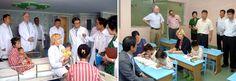 유엔아동기금 동아시아 및 태평양지역사무소대표단 과학기술전당과 옥류아동병원 참관-《조선의 오늘》