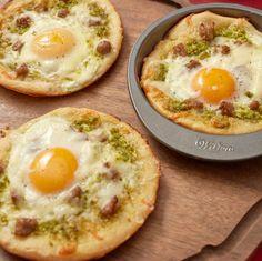 Breakfast Pizza Inspiration Image