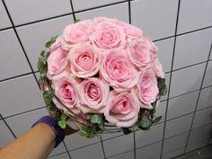 rosa-brudbukett
