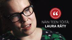 925 Näin teen töitä: Laura Räty, Helsingin apulaiskaupunginjohtaja
