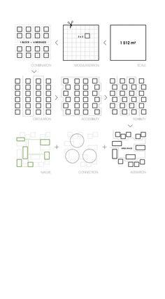 MIA's diagram for retailed area @ Binh Duong - Vietnam - MIA's diagram for retailed area @ Binh Duong – Vietnam - Module Architecture, Architecture Program, Architecture Concept Diagram, Architecture Graphics, Architecture Design, Architecture Diagrams, Architecture Portfolio, Boston Architecture, Co Working