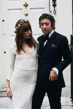 Jane Birkin & Serge Gainsbourg mb