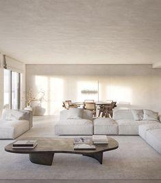 Living Room Interior, Home Living Room, Home Interior Design, Interior Architecture, Living Room Designs, Living Room Decor, Living Spaces, Interior Colors, Interior Modern
