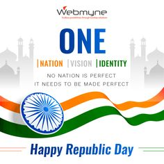 Freedom in the mind, strength in the words, pureness in our blood, Pride in our souls, zeal in our hearts, let's salute our India on Republic Day. @webmynesystems wishing everyone Happy Republic Day 2021! #RepublicDay #RepublicDay2021 #RepublicDayIndia #Salute #ProudIndian