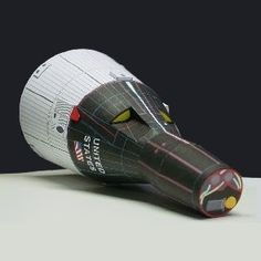 Tektonten Papercraft: Spacecraft