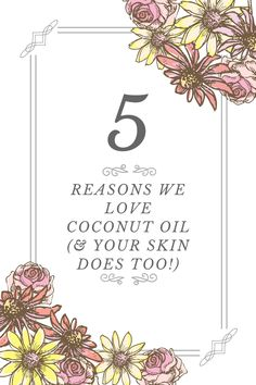 Coconut oil is one of the best oils for kids! // zero waste bathroom eco friendly // natural skin care tips beauty secrets health Coconut Oil Uses For Skin, Eating Coconut Oil, Natural Coconut Oil, Cooking With Coconut Oil, Organic Coconut Oil, Benefits Of Coconut Oil, Organic Protein Powder, Oil Benefits, Coconut Oil Face Moisturizer