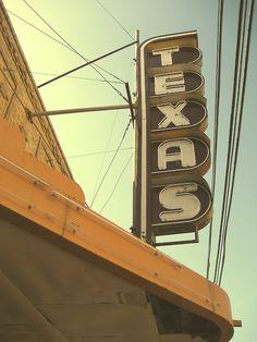Texas - home sweet home