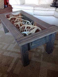16 best shadow box coffee table ideas