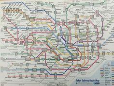 Tkyo Subway