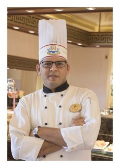 Meet The Newest Executive Chef Dhaval Ajmer At WelcomHotel Bangalore - http://explo.in/2Dou41t #Chef, #ITC, #KarnatakaCuisine, #Runner, #WelcomHotelBangalore #5Star, #Bangalore, #Restaurants