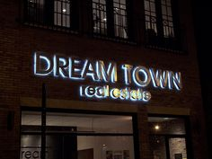 Exterior / Lighted Signs