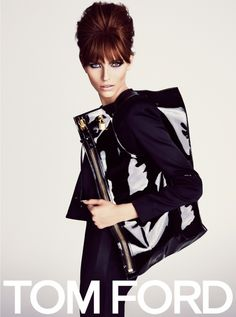 Tom Ford, Spring 2013. #campaign #ss13