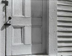 Church Door Hornitos 1940 Edward Weston