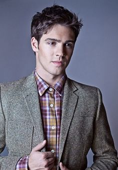 "Steven R. McQueen from ""Vampire Diaries."" Yes, I'm a Jeremy fan. Can't wait for him to come back and kick some ass."