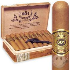 601 Serie Red - Red Habano Robusto #cigars #cigaraccessories