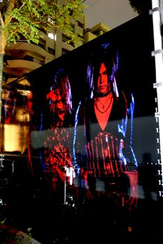 the GazettE LIVE TOUR 15-16 DOGMATIC -DUE- tour truck