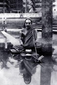 Sri Sri Sri Chandrasekharendra Saraswathi.