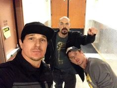The guys from Ghost Adventures hanging with Chad Lindberg at Supernatural Vegas Con