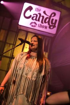 The Candy Show   Entertainment by Candy Palmater