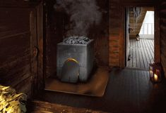 Smoke sauna heaters Saunas cleanse the soul. Forget your troubles and ease your mind. Finnish Sauna, Sauna Room, Smoke, Bath, Smoking, Acting
