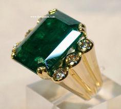 unusual gold and precious stone jewelry - Google Search