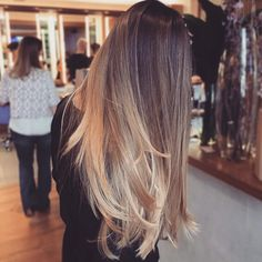 Hair Brunette Babylights Balayage Ideas For 2019 Cabelo Ombre Hair, Balayage Hair, Bayalage, Blonde Color, Neutral Blonde, Pink Color, Ombre Hair Color, Brunette Hair, Ombre Hair