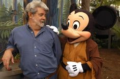 George Lucas e Mickey