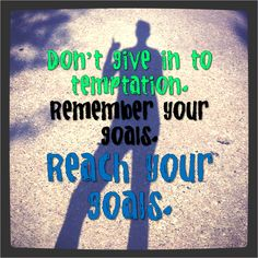 slim sanity: be POSITIVE about your goals#Repin By:Pinterest++ for iPad#
