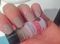 """Gel Coat Color is a """"Suit of Armor"""" for your nails: gel coat nail strengthener polish.without the UV light (in Taupe). Suit Of Armor, Nail Treatment, Uv Gel Nails, Mani Pedi, Natural Nails, You Nailed It, Nail Polish, Wordpress, Blog"""