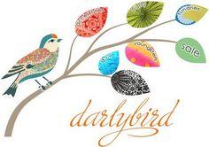 Link to Darlybird - DIY shop: clever, beautiful inexpensive supplies