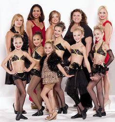 I love Dance Moms!!!