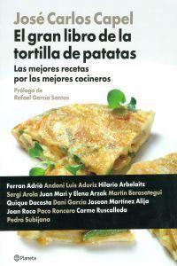Tan sólo con patatas de calidad, huevos frescos y aceite de oliva, se prepara uno de los platos más sabrosos de la cocina popular española. http://www.imosver.com/es/libro/el-gran-libro-de-la-tortilla-de-patatas_4301190004
